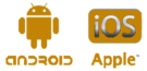 logo android e ios
